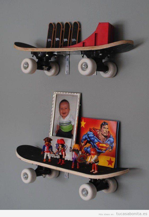 Manualidades y DIY para decorar dormitorio infantil 7