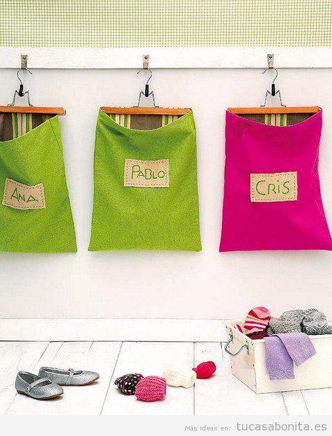 Habitaci n infantil tu casa bonita ideas para decorar - Ideas para dormitorios infantiles ...