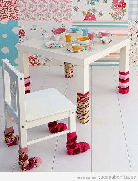 Diy tu casa bonita ideas para decorar pisos modernos for Ideas para decorar dormitorios infantiles
