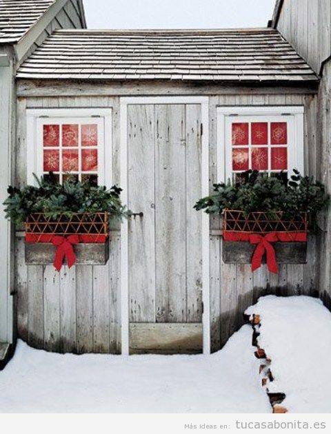 Ideas para decorar el exterior de tu casa en Navidad 3