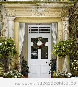 Ideas para decorar el exterior de tu casa en Navidad 5