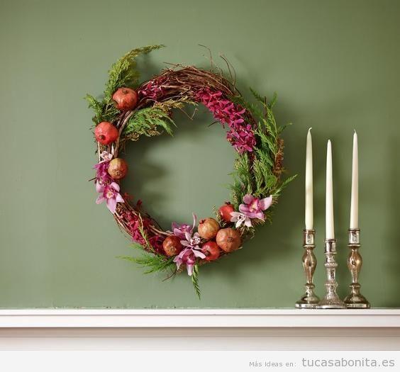 Ideas para decorar tu casa en Navidad de forma elegante 9