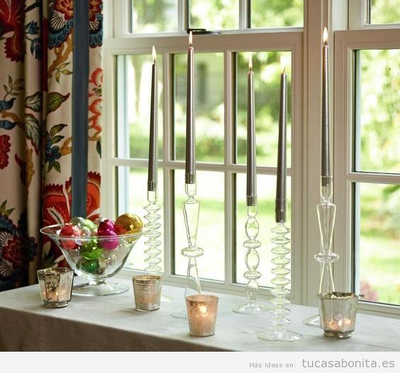 Ideas para adornar la casa good ideas para decorar tu - Adornar la casa en navidad ...