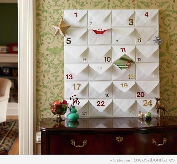Ideas para decorar tu casa en navidad de forma sencilla y elegante tu casa bonita - Decorar la casa para navidad ...
