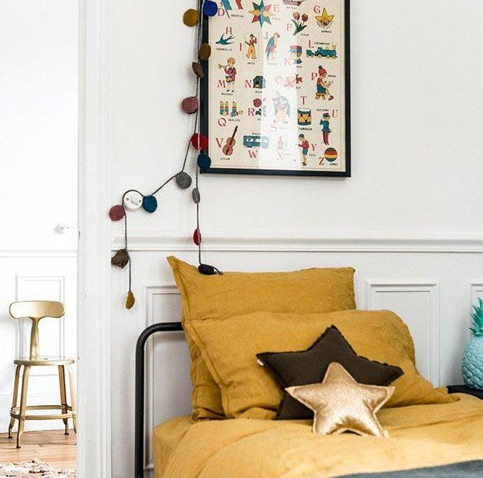 Dormitorios infantiles con un estilo vintage