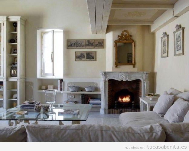 Ideas para decorar tu casa con un estilo provenzal