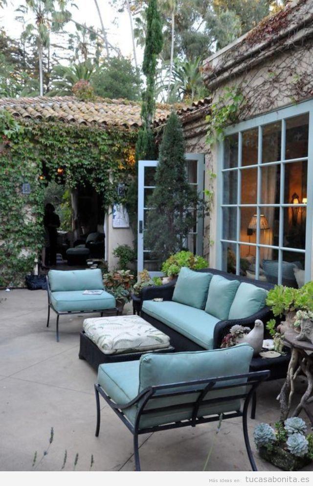 Decorar patio interior finest patios interiores una ventana al exterior with decoracion patios - Decorar patios interiores ...