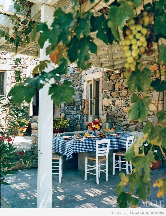 Ideas vintage para decorar tu porche de cara al verano
