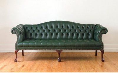 Sofás de estilo vintage y retro