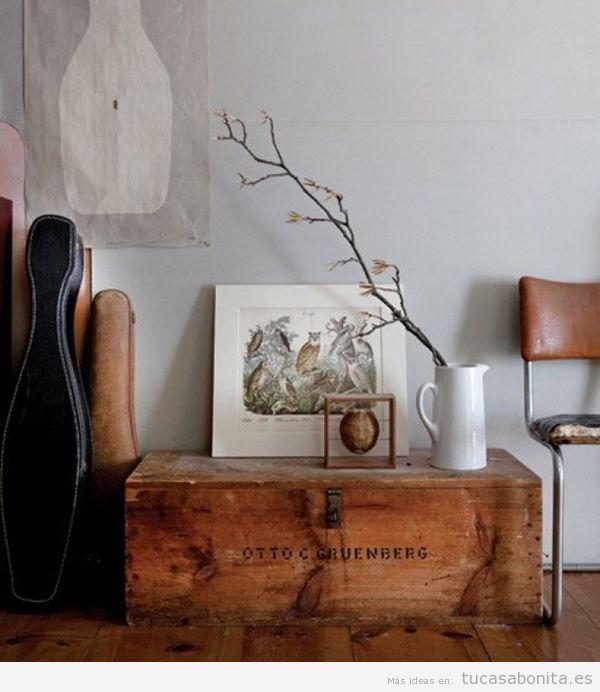 Oltre 1000 idee su dormitorio hipster su pinterest idee - Decorar casa estilo vintage ...