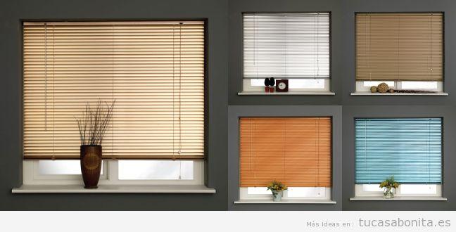 Ideas bonitas y originales para decorar ventanas sin for Puertas grandes antiguas