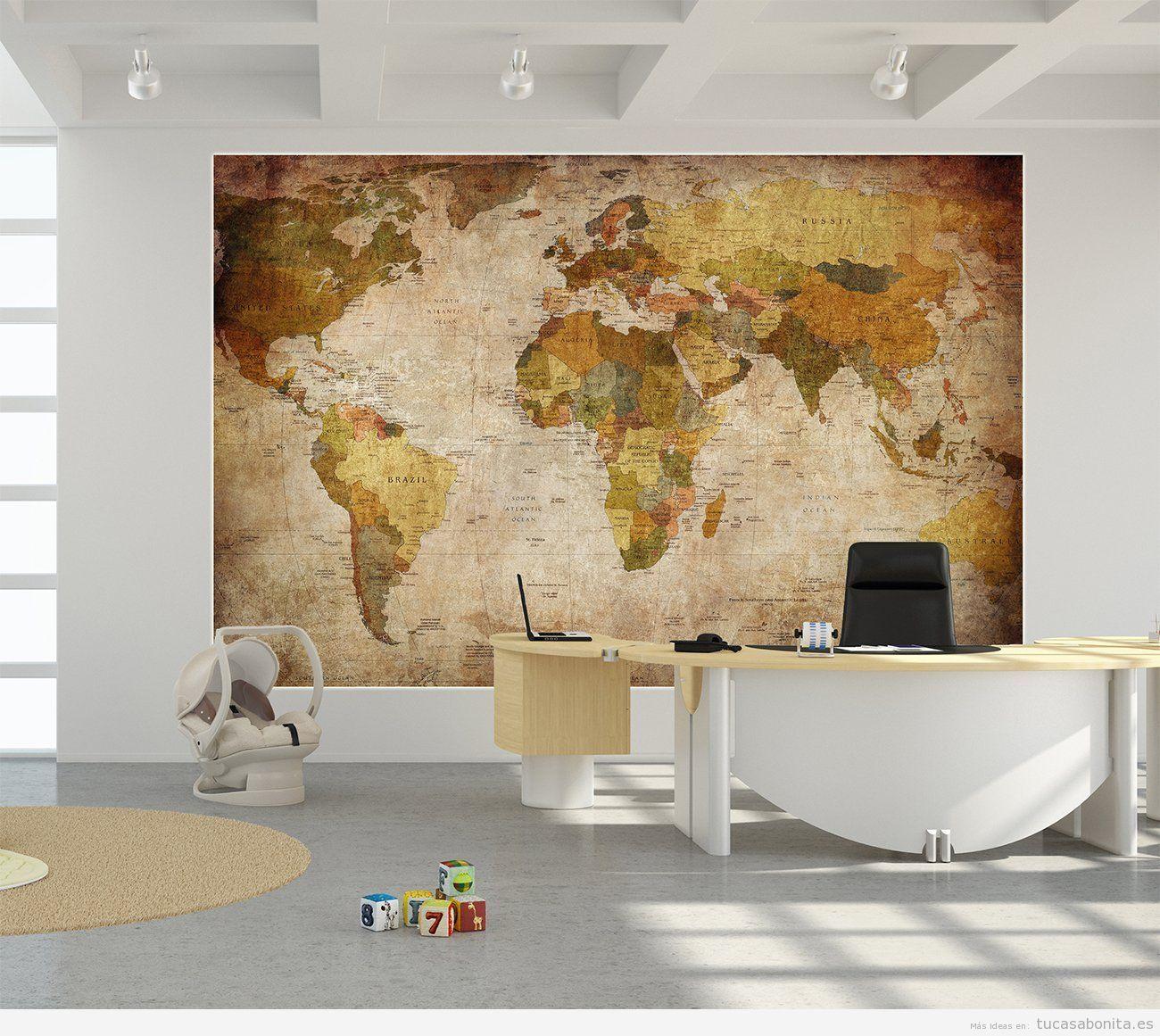 Relojes tu casa bonita ideas para decorar pisos modernos for Decoracion casa vintage online