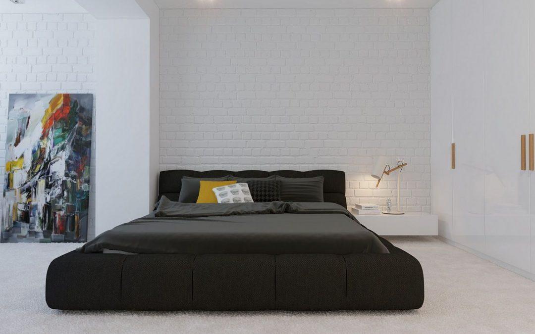 Ideas para decorar salones, dormitorios, cocinas y despachos estilo minimalista
