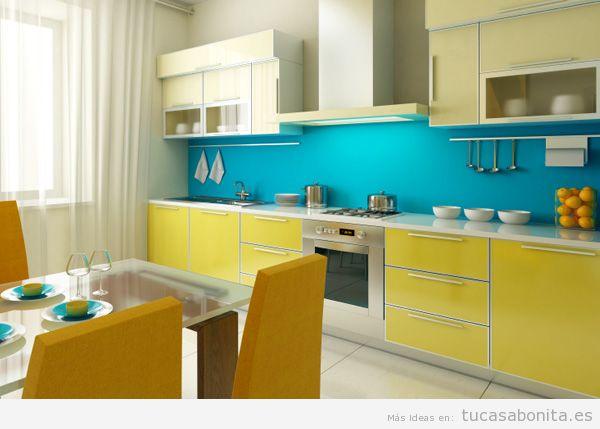 Ideas decoración cocina minimalista 2