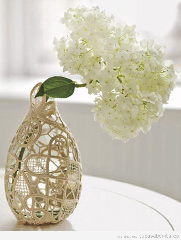 Jarrones hechos a mano para decoración de casa 13