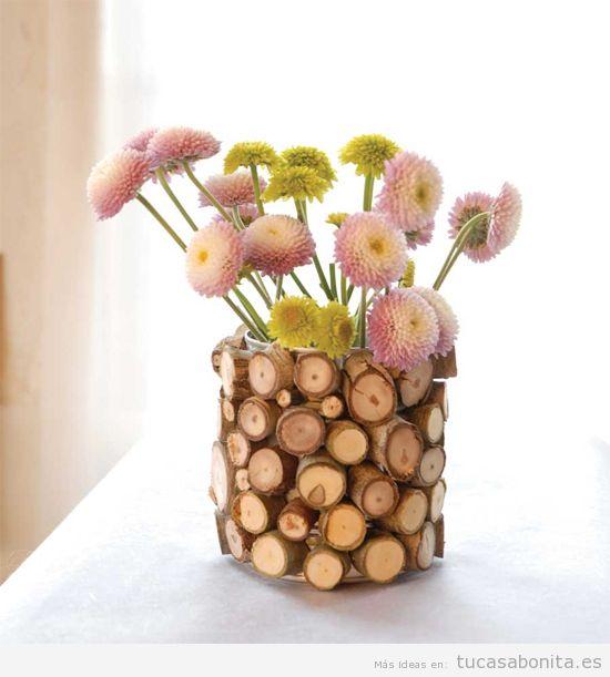 Jarrones hechos a mano para decoración de casa 2