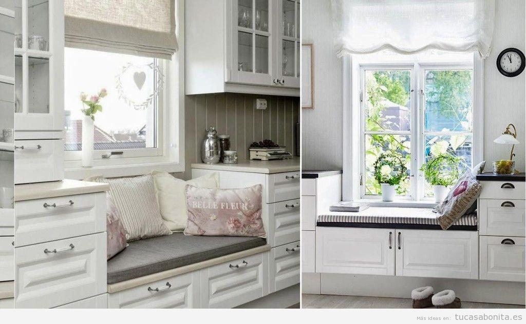 Rincones con muebles y cojines perfectos para leer en casa 9