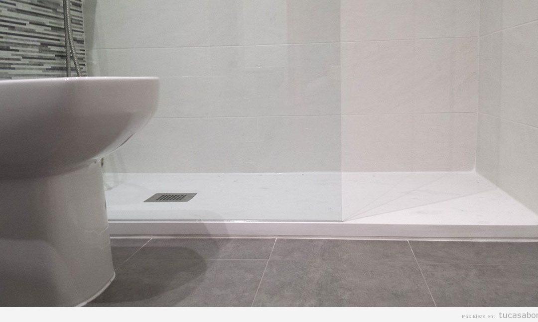 Ventajas de cambiar plato de ducha por bañera