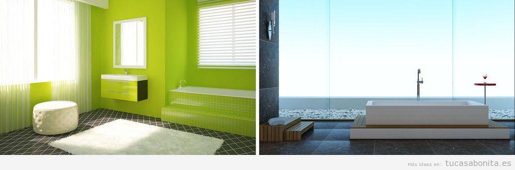 Ideas tu casa bonita ideas para decorar pisos modernos for Accesorios bano diseno italiano