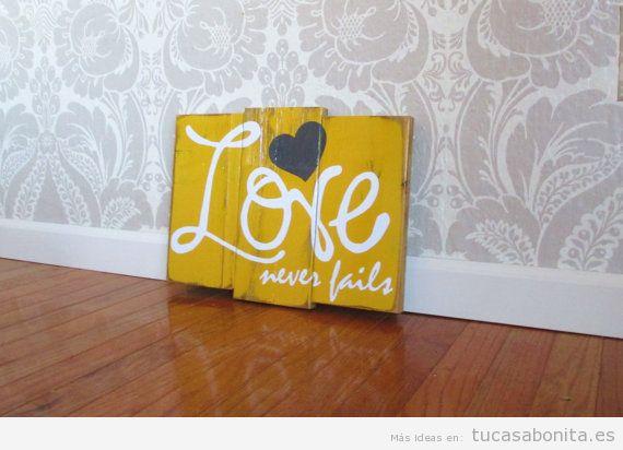 Decoración de casa en tonos amarillos para verano, wall art