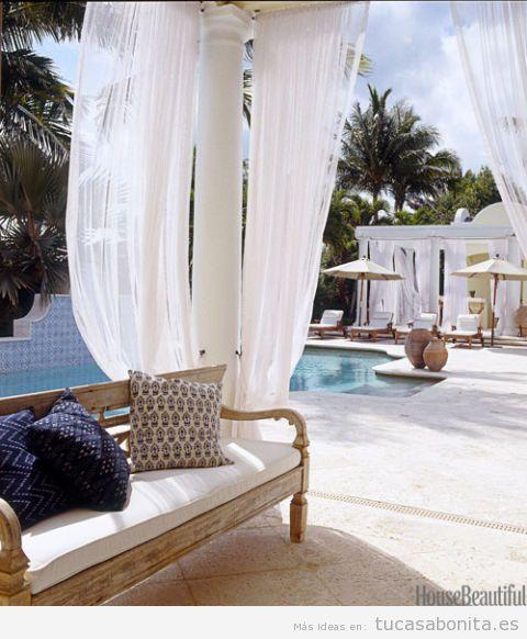 Ideas variadas para decorar tu casa en verano con distintos detalles