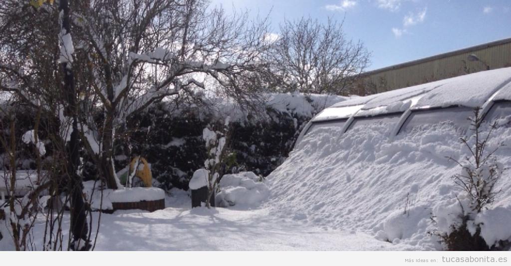 Piscinas cubiertas invierno