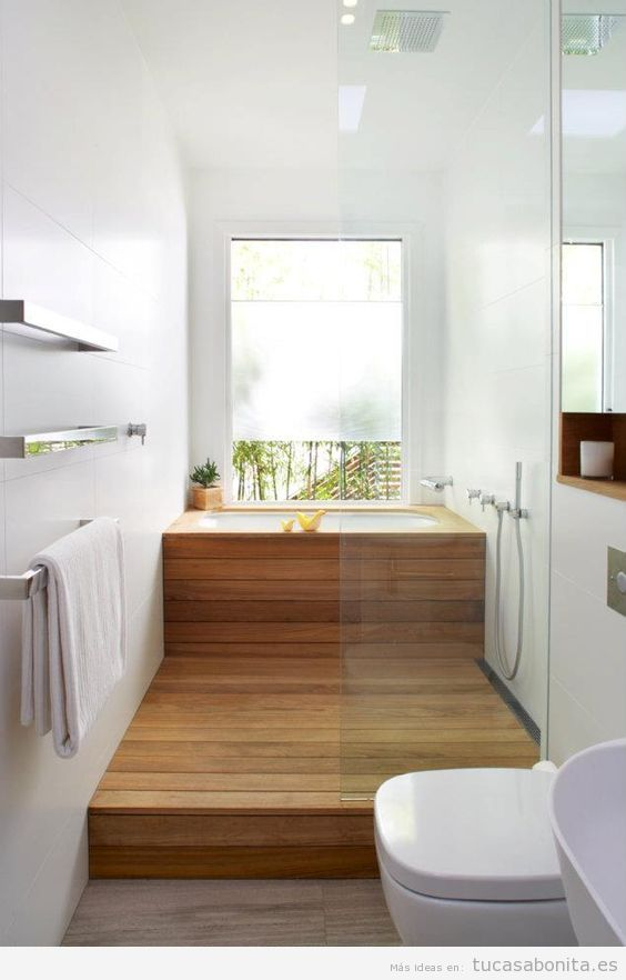 Baño Japones Tradicional:Ideas para decorar sala de estar, dormitorios, baños y cocinas estilo