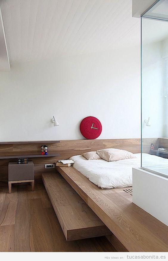 Baños Japoneses Tradicionales:Ideas para decorar sala de estar, dormitorios, baños y cocinas estilo