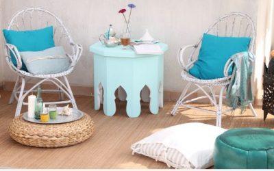 Ideas para decorar salas de estar, dormitorios, balcones y jardines estilo chill out