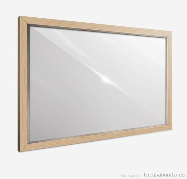 Televisor oculto en un espejo 5