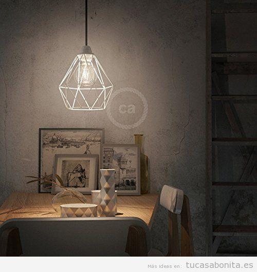 Comprar online lámparas geométricas baratas 4