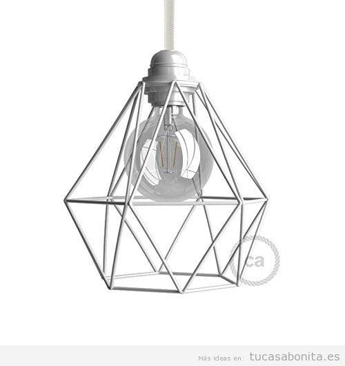 Comprar online lámparas geométricas baratas 5