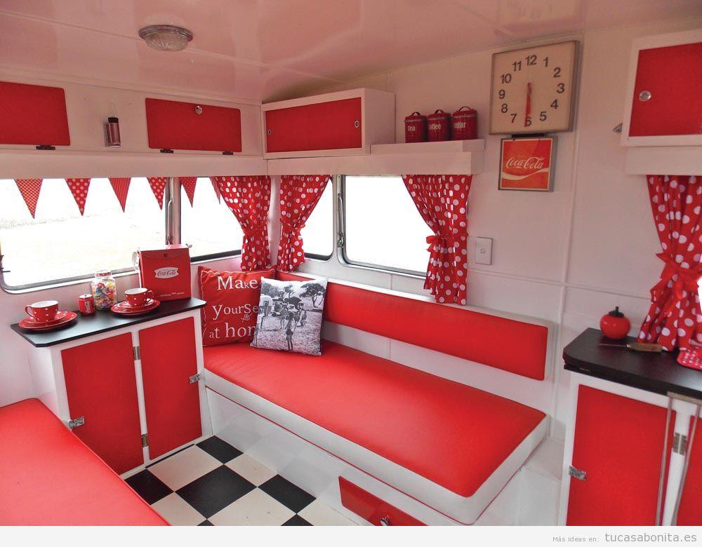 Ideas para decorar tu caravana o autocaravana estilo for Ideas para arreglar tu casa