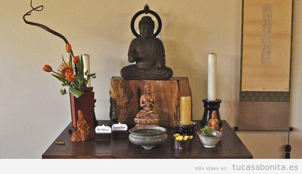 Altares budistas en casa 3