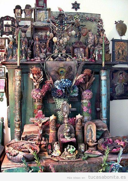 Altares católicos en casa 5