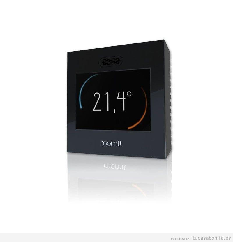 Termostato calefacción Momit 2