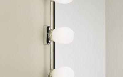 Apliques de pared, ahorra espacio y gana en iluminación