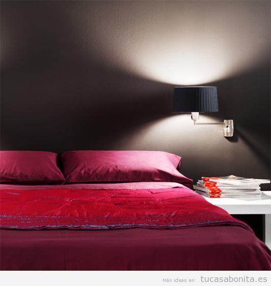 Lamparas para pared dormitorio decorativa lmpara de pared - Apliques pared dormitorio ...