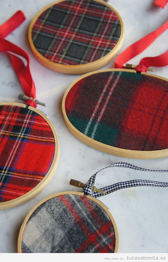 Proyectos DIY para decorar tu casa en Navidad elegante y con estilo 8