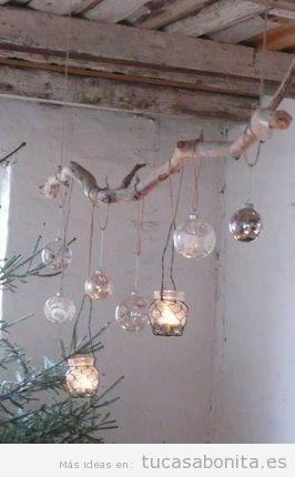 Proyectos DIY para decorar tu casa en Navidad elegante y con estilo 9