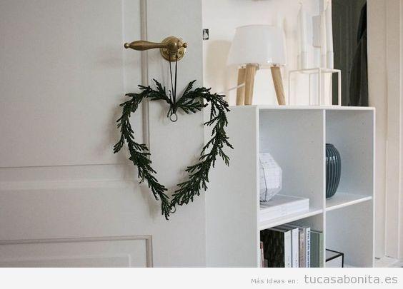Manualidades para decorar tu casa en navidad de forma - Decoracion casa manualidades ...