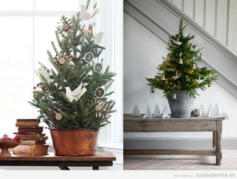 Ideas países escandinavos para decorar casa en Navidad 9