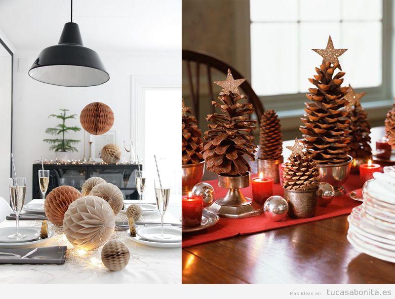 Ideas países escandinavos para decorar casa en Navidad 8