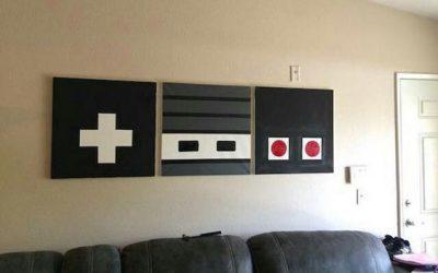 Ideas para decorar tu casa inspiradas en videojuegos