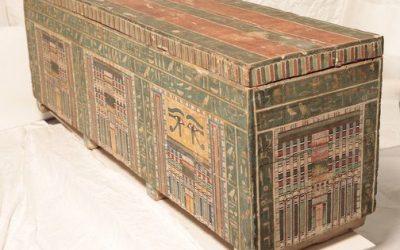 Decoración de casa estilo egipcio sin caer en la horterada