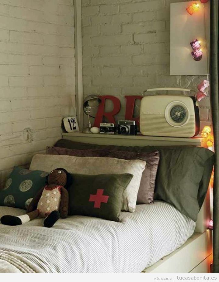 Ideas decorar casa estilo vintage con objetos antiguos, radio