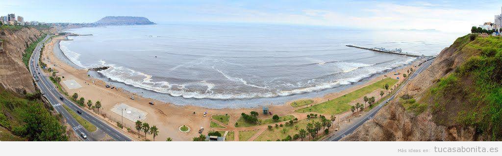 Vista Miraflores en Lima, Perú