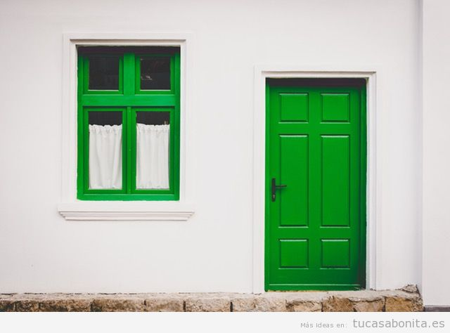 Ideas renovar fachadas de casa 11