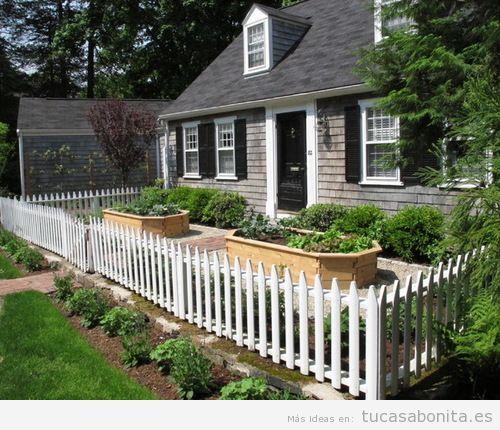 Ideas renovar fachadas de casa 12