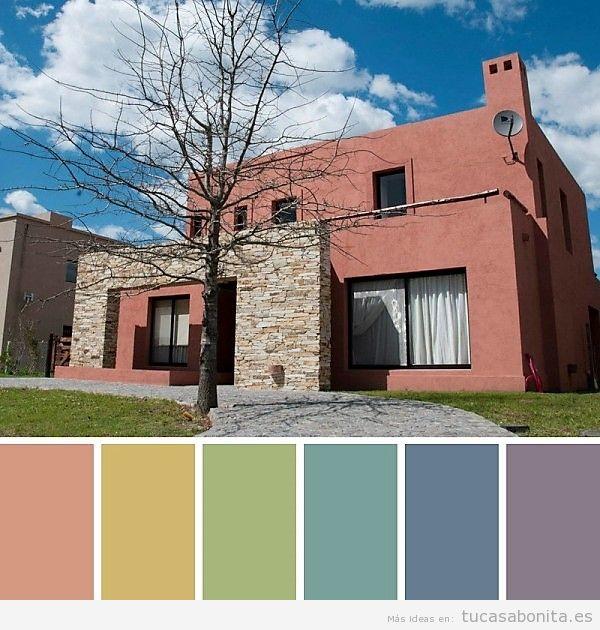 Ideas renovar fachadas de casa 5